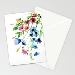 Springtime II Stationery Cards