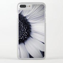 monocromatico Clear iPhone Case