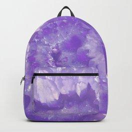 Ultra Violet Crystal Backpack