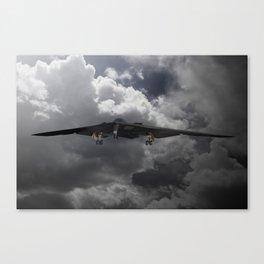 B2 - Death 11 Stealth Canvas Print