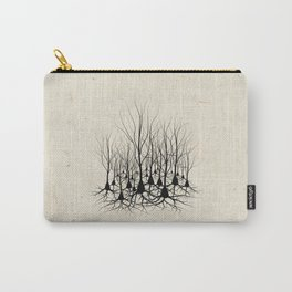 Pyramidal Neuron Forest Carry-All Pouch