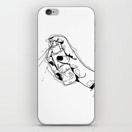 human repellent iPhone Skin