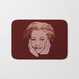 Toni Morrison Bath Mat