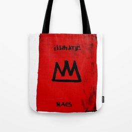 KiNG iLLMATIC NaS Tote Bag
