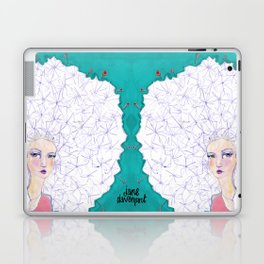 Puffball by Jane Davenport Laptop & iPad Skin