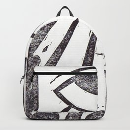Clarity (White) Backpack