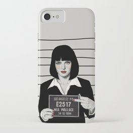 Mia iPhone Case