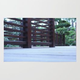 Zigzag Bridge Rug