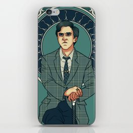 Dr Frederick Chilton iPhone Skin