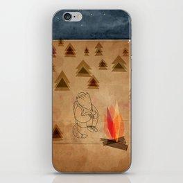 Camp Life iPhone Skin
