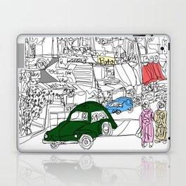1960s Saigon Laptop & iPad Skin