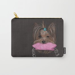 I love my Yorky Carry-All Pouch