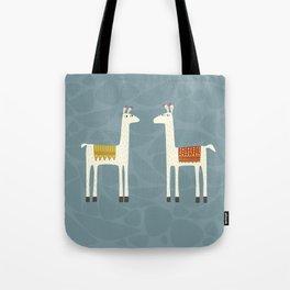Everyone lloves a llama Tote Bag