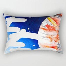 DETECT - DEFECT Rectangular Pillow