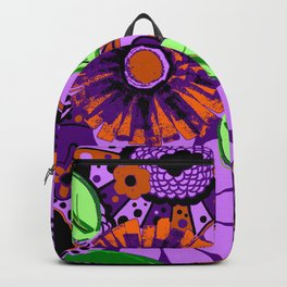 Flowers To Go Backpack