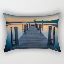 Lake George Rectangular Pillow