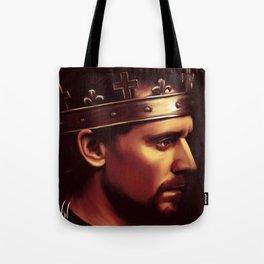 Henry V - Tom Hiddleston 'Hollow Crown' Tote Bag
