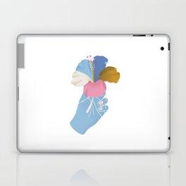 A Summer Hibiscus Laptop & iPad Skin