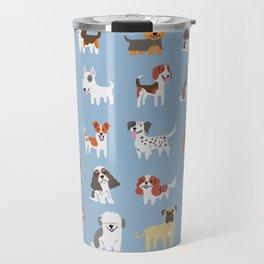 ENGLISH DOGS Travel Mug