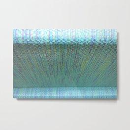 Magic on the loom Metal Print