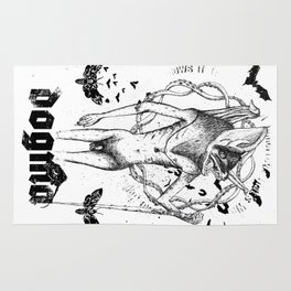 Believe the Dogma - The Guardian Rug