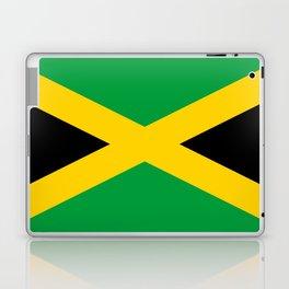 Flag of Jamaica Laptop & iPad Skin