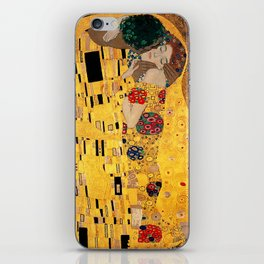 The Kiss - For Interracial Couples iPhone Skin
