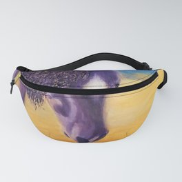 We graze | On broute Fanny Pack