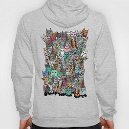 Gemstone Cats Hoody