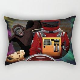 2001: A Space Odyssey T-Shirt Rectangular Pillow