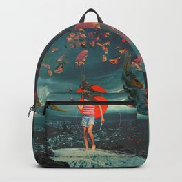 The Boy and the Birds Backpack