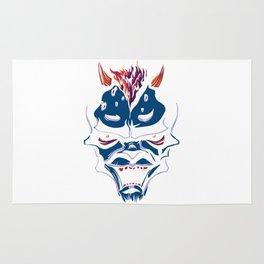 Blue Demon Rug