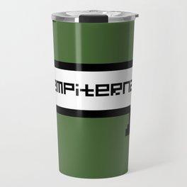 Sempiternal - Green Travel Mug