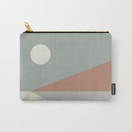 Geometric Landscape 03 Carry-All Pouch