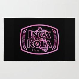 Inca Kola Rose Gold Rug