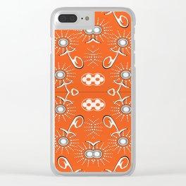 Bandana Clear iPhone Case