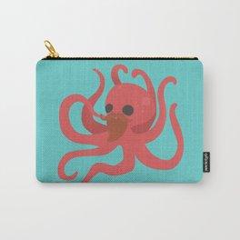 Octobeard Aqua Carry-All Pouch