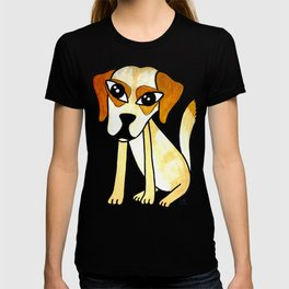 Yara, the clever dog T-shirt