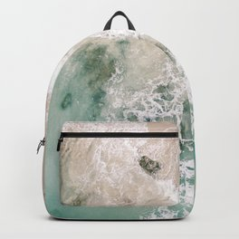 Frothy Fourth Beach Backpack