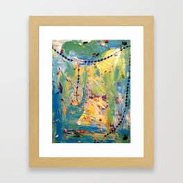 Journey With-in Framed Art Print