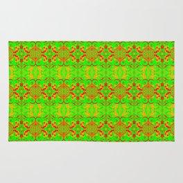 Roxbury (2 prints- 70's & 80's colors) Rug