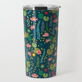 Lily Pad Travel Mug