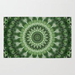 Mandala power of nature Rug