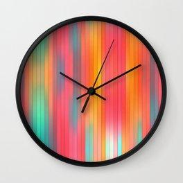 HappyDaze Wall Clock