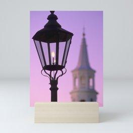 Lantern & Steeple Mini Art Print