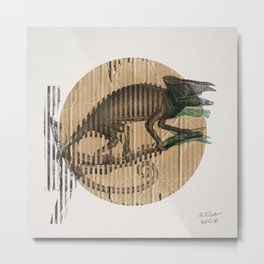 Karmaeleon Metal Print