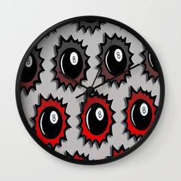 8 BALS Wall Clock