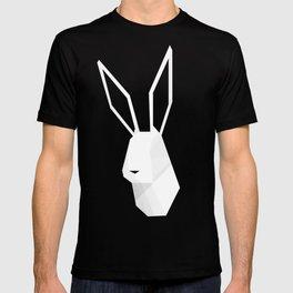 Geometric Rabbit T-shirt