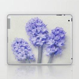 Bright Lilac Hyacinths Laptop & iPad Skin
