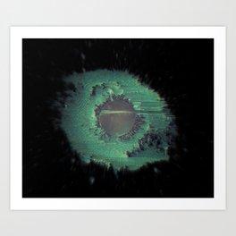 Nebulæ Art Print